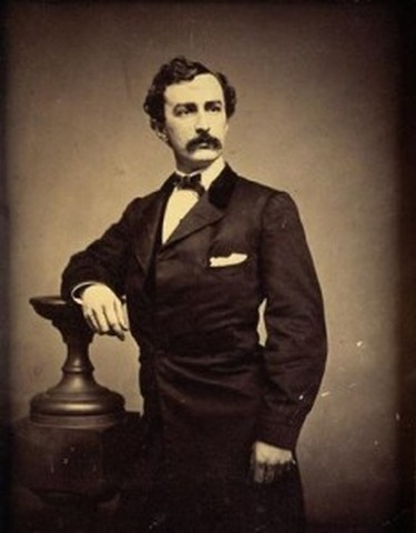 John Wilkes Booth Speaks Out Against the Union