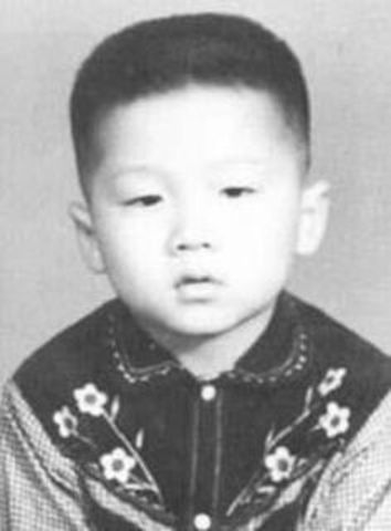 Jackie Chan was born