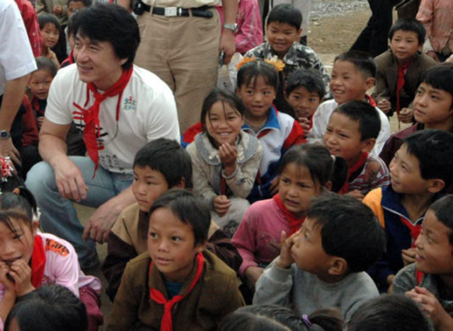 Jackie Chan Charitable Foundations