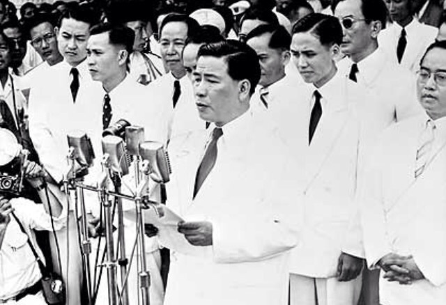 Diem Becomes President of Republic of Vietnam
