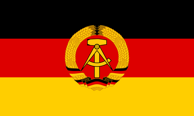 República Federal Alemana (RFA)- República Democrática Alemana (RDA)