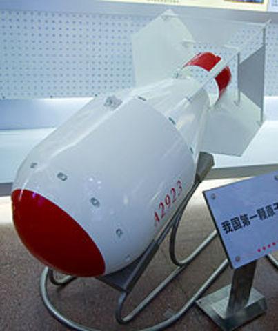 Armas de destrucción masiva en la República Popular China