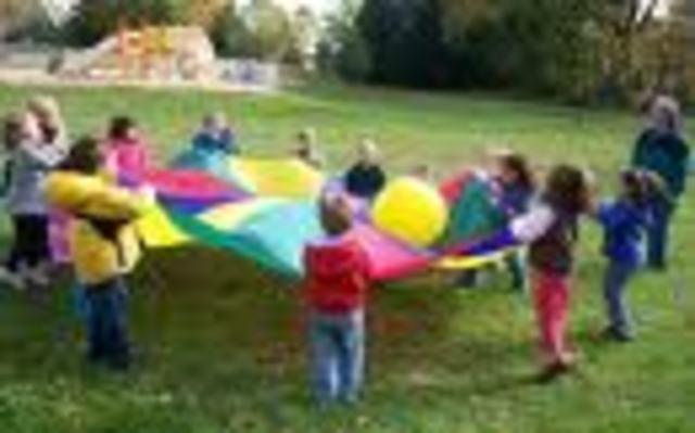 Preschool age 4- social/ emotional