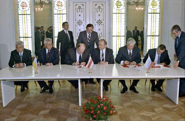 Tratado de Belavezha
