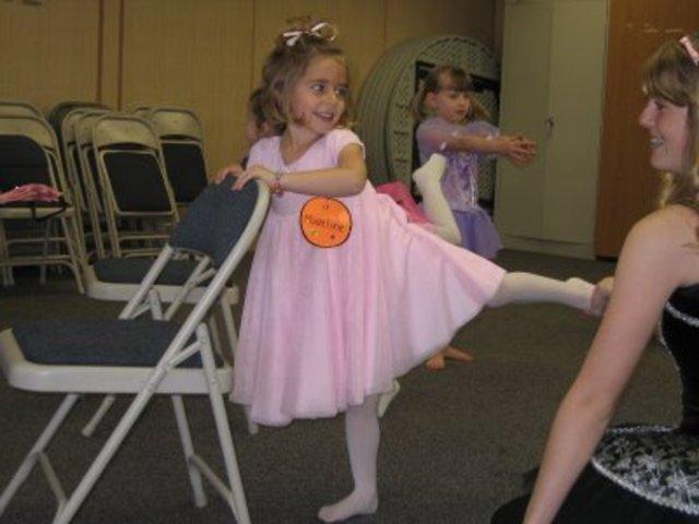 Preschooler age 5- physical