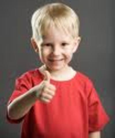 Preschooler age 5- social/ emotional