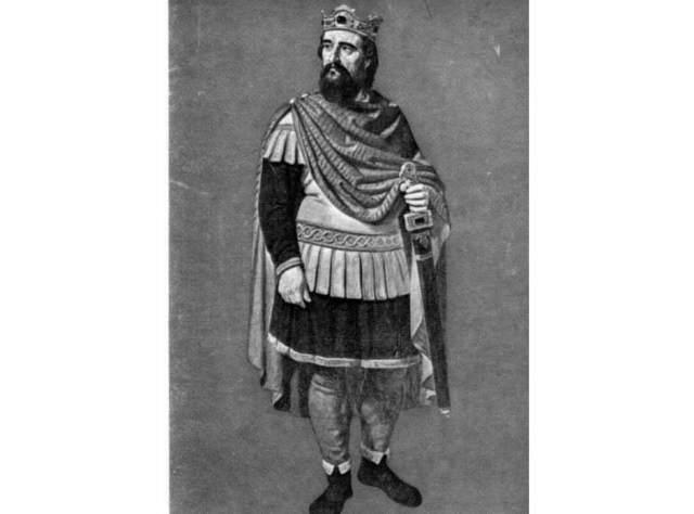 Se organizó el primer reino de Pamplona entorno a el primer rey, Iñigo Arista.