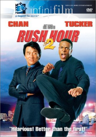 """Jackie Chan in """"Rush Hour 2'"""
