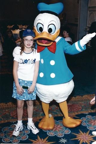 Mon voyage Disney