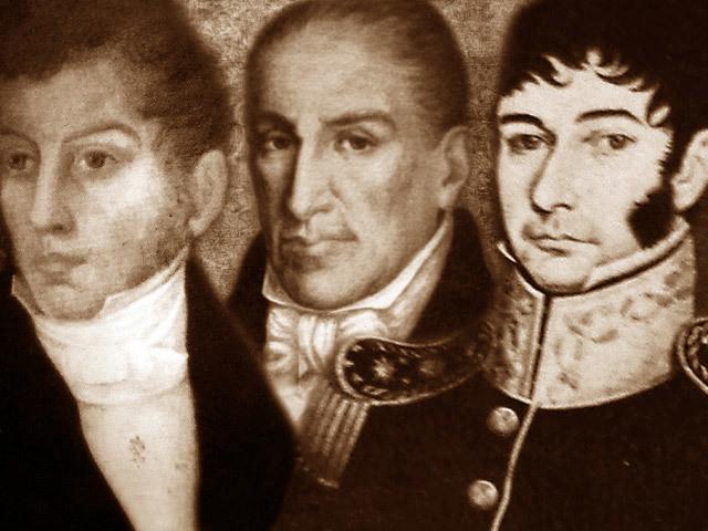 Creación del Segundo Triunvirato