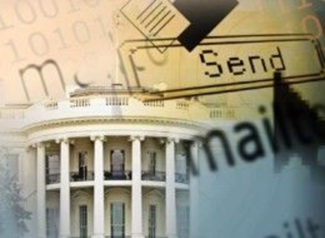 Anthrax discovered at White House mail machine