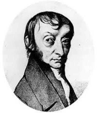 1811:  Avogadro