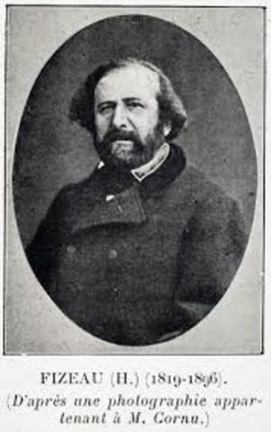 1849:Fizeau