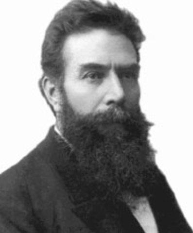 1895 Roengten