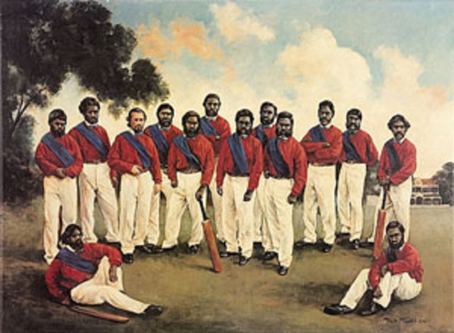 First sports team