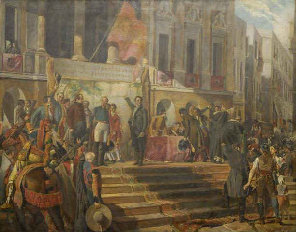 Primer congreso de las provincias