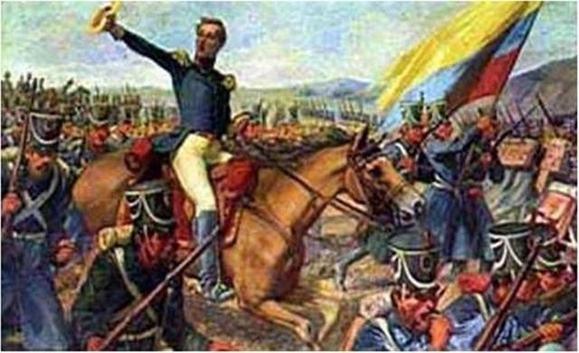 Campaña independencia América del Sur