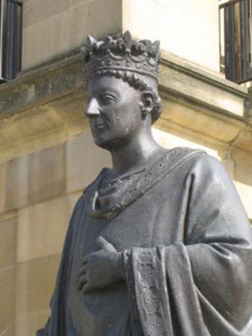 Boda de Carlos III y Leonor