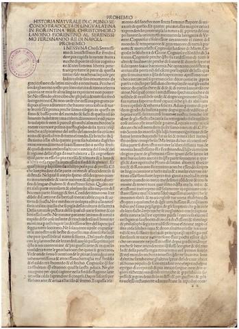 """""""Naturalis Historia"""""""