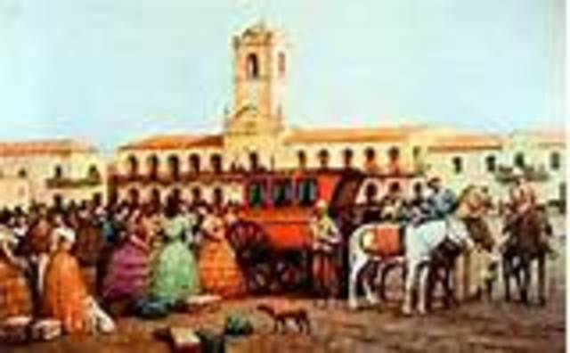 COLOMBIA- EPOCA COLONIA