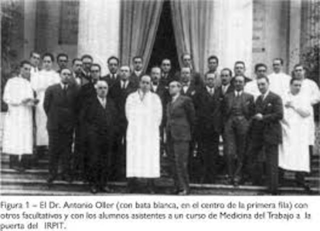 COLOMBIA - OFICINA MEDICINA LABORAL
