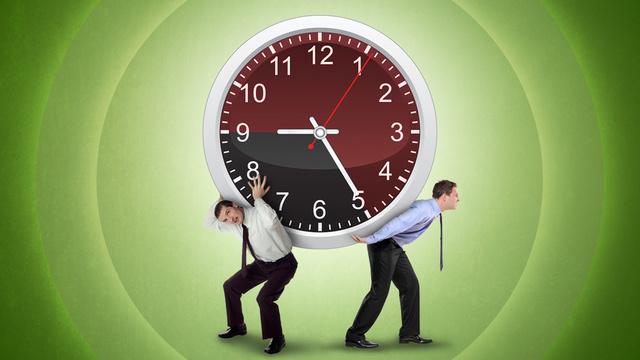 8 Horas Diarias De Trabajo