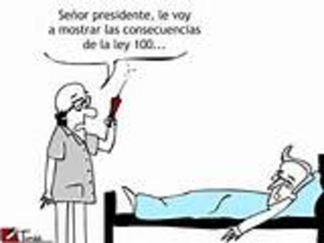 COLOMBIA LEY 100