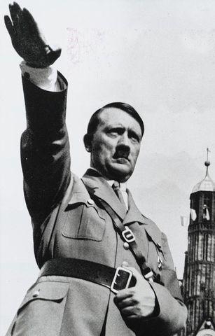 Ascenso de Adolf Hitler al poder.