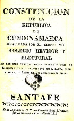 Revision de Constitucion