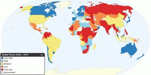 Global terrorist attacks triple over past year