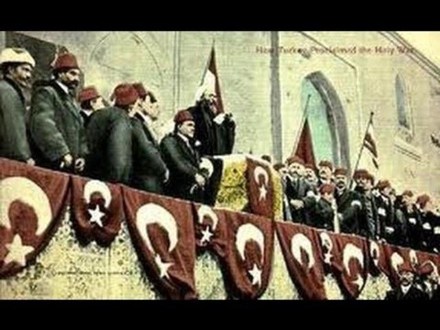 Fall of the Ottoman Empire