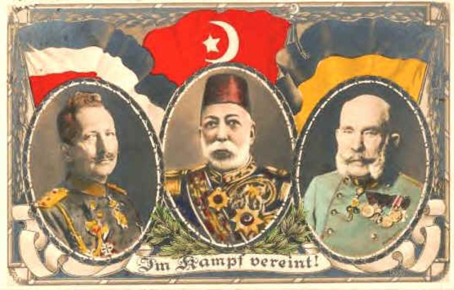 Alliance between Germany and the Ottoman Empire