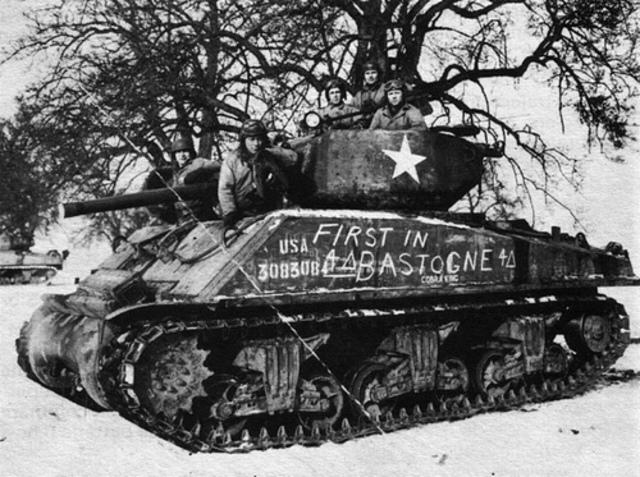 Battle of the Bulge (1945)