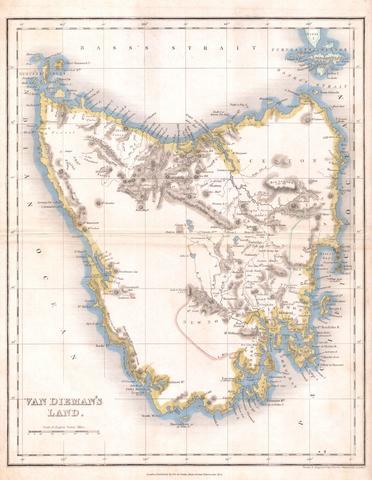 Discovery of Tasmania