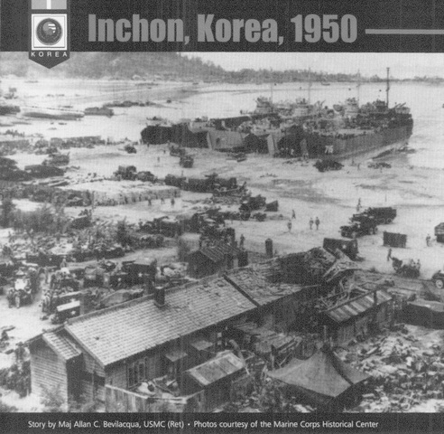 The United States gets a victory at Inchon.