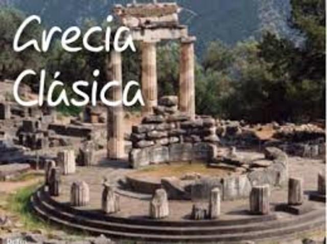1) GRECIA CLÁSICA
