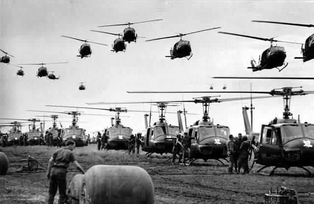 Vietnam War - American involvement