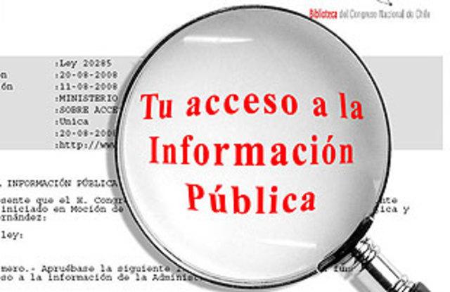 Ley  de transparencia y acceso a la información (Ley 1712  2014)
