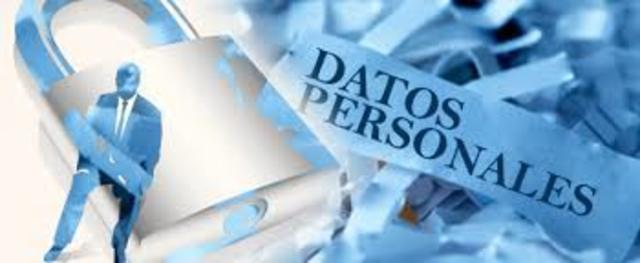 Ley 1581 de 17 de  2012