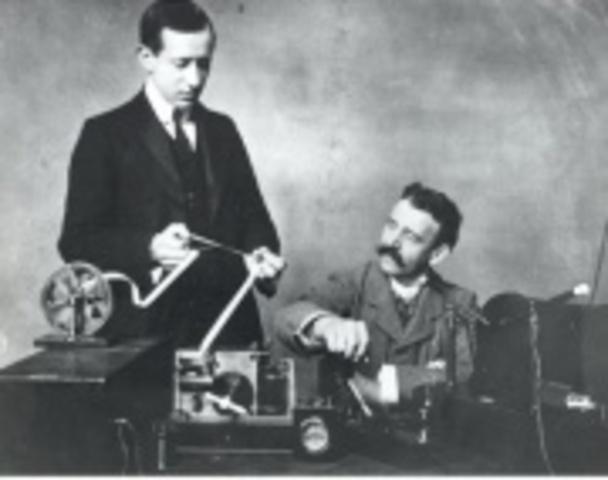 Transatlantic Radio Signals