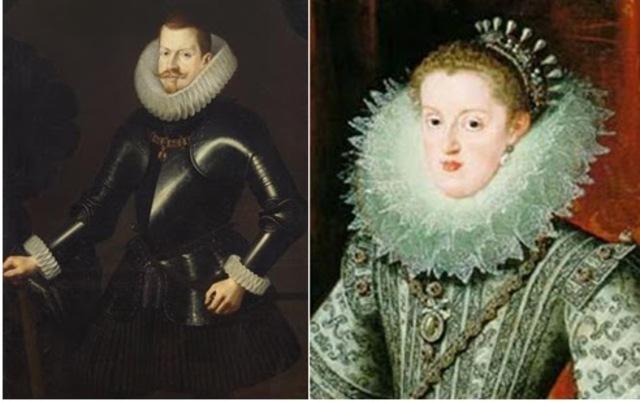 Felipe III y Margarita de Austria