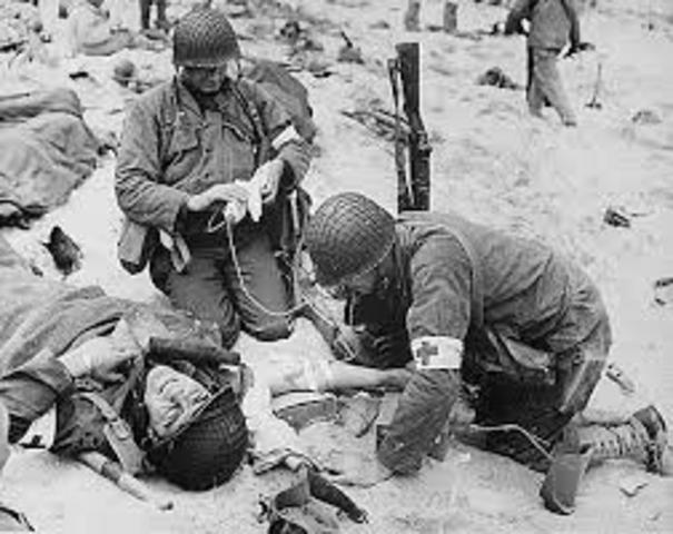 Su ayuda después de la Segunda Guerra