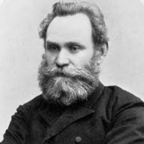 Nace Ivan Petrovich Pavlov