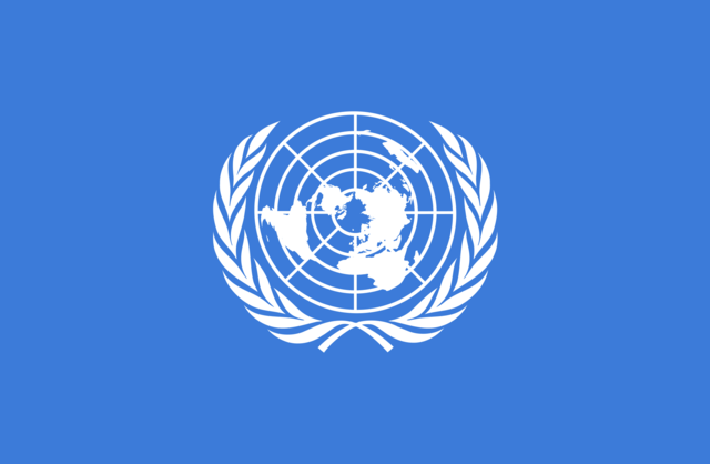 The People's Republic of China was recognised and admitted by the United Nations