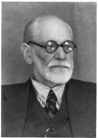 Nace Sigmund Freud
