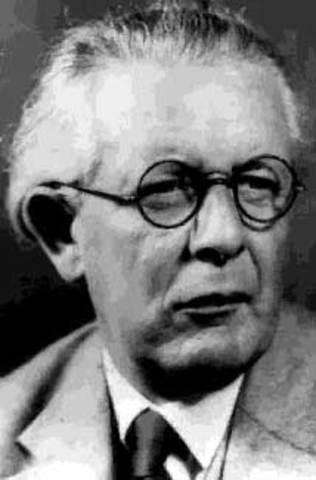 Nace Jean William Fritz Piaget