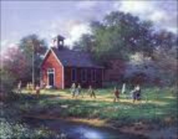 Elementary Schools formed