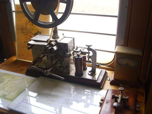 Telegraph Developed