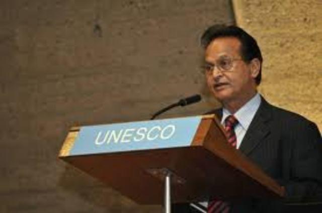 Abdul Waheed Khan, subdirector general de la UNESCO