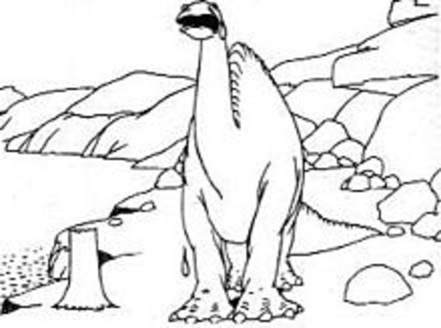 "The Animation, ""Gertie the Dinosaur""!"